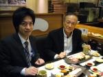 OEK山田さんとH谷さん