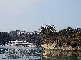 松島遊覧船乗り場 (1)
