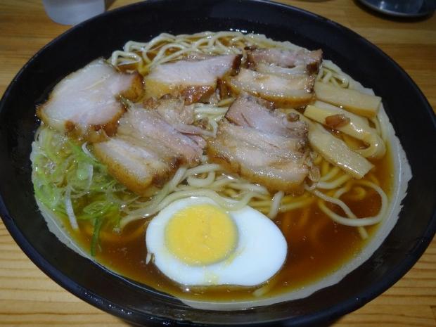 北大塚ラーメン (2)