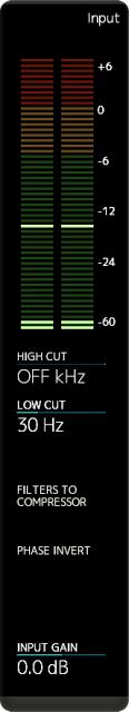 Console 1 Input-L