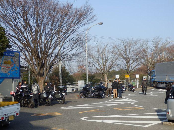 12月27日 バイク7、牛窓 (2)