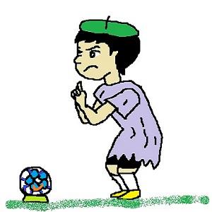 サッカー?