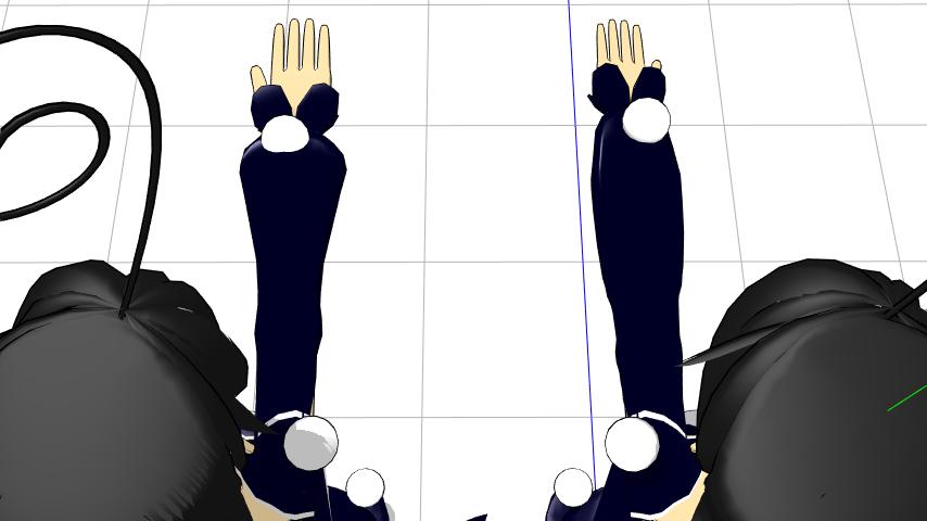 2016/01/16 腕の長さ比較