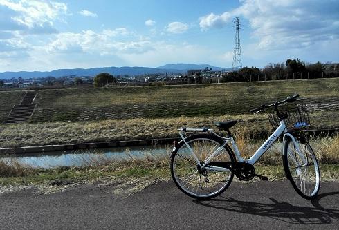 1 ママチャリで、奈良・平城旧跡へ