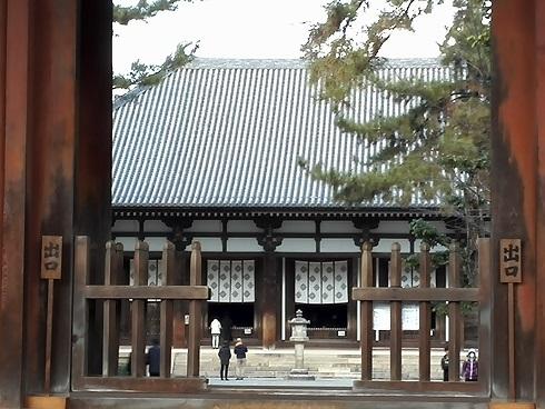 9 唐招提寺