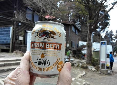 10 ビールで乾杯