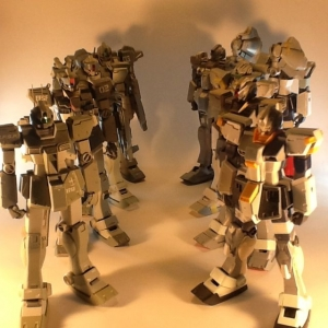 mobil suit Gundam UC Re: