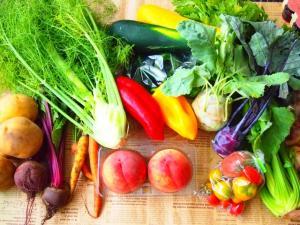 抗酸化力の高い野菜