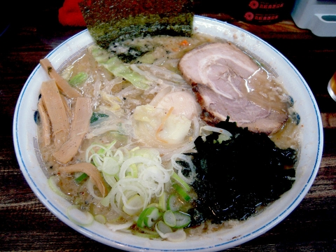 チャーシュー力_V4_野菜ラーメン