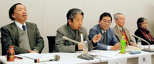 3月3日 朝日 立憲デモクラシーの会