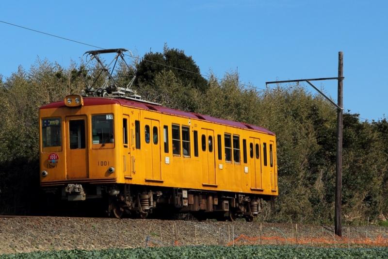 デハ1001