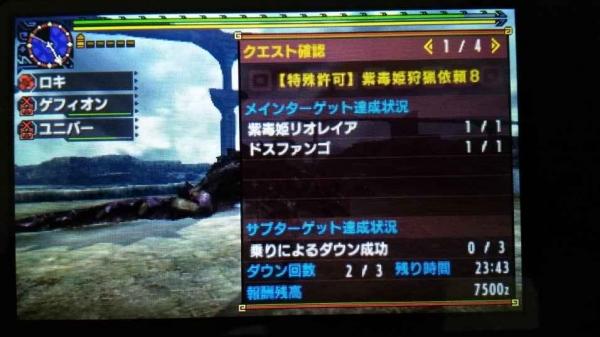 紫毒姫8 討伐2