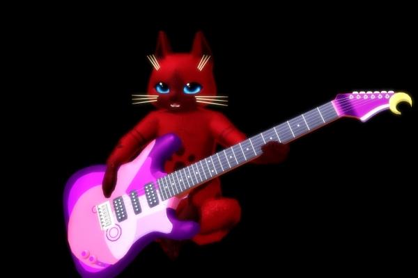 ロキ・ギター