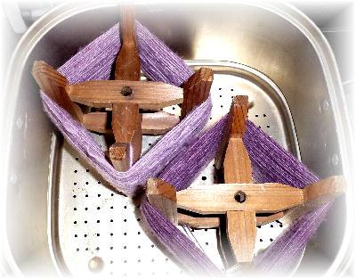 手紡ぎ糸2