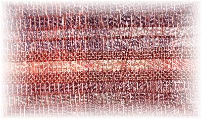 裂き織りマフラー36-2