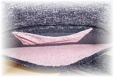 裂き織りバッグ8-5