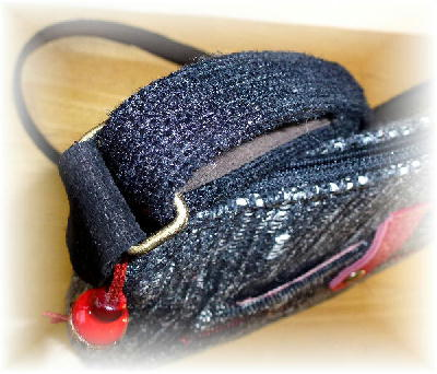 裂き織りショルダーB055-3