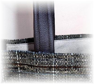 裂き織りトート13-3