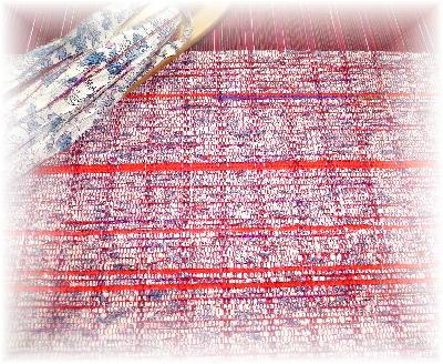 裂き織り1