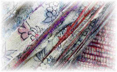 裂き織り2