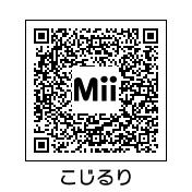 小島瑠璃子(QRコード)