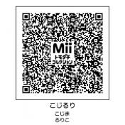 小島瑠璃子(QRコードトモコレ)