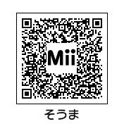 斉藤壮馬(QRコード)