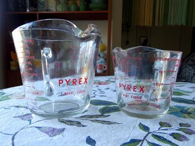 Pyrex メジャーカップ