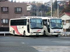 大谷で待機中の『新百合線で使用する小田急車と京成車』