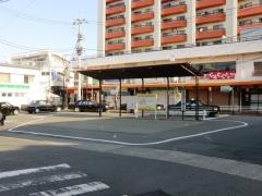 旧柿生駅南口1