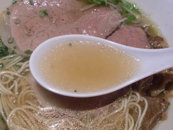 西川@曙橋・20151220・スープ