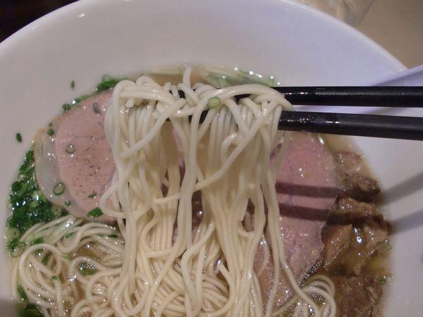 西川@曙橋・20151220・麺