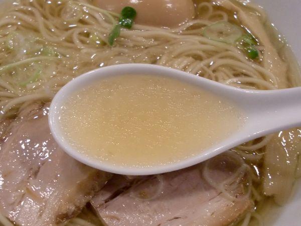 やまぐち@東陽町・20151230・スープ