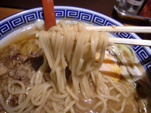 東京らあめんタワー@秋葉原・20160203・麺