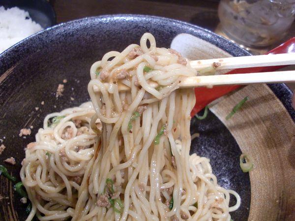 山椒家@新橋・20160206・麺上げ