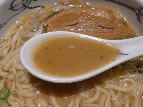 武蔵@田町・20160217・スープ