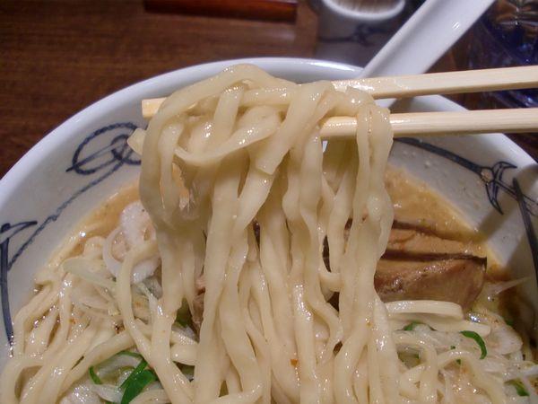 武蔵@田町・20160217・麺