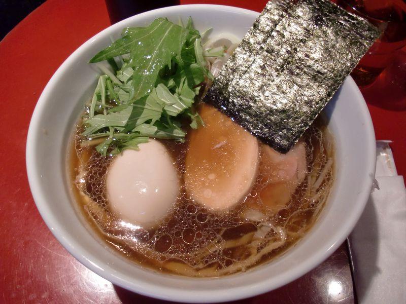憧求@渋谷・20160224・柚子醤油