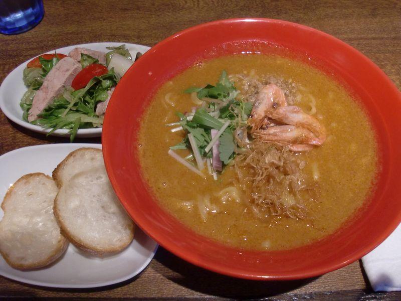 Shrimp_Garden@霞ヶ関・20160303・海老ラーメン