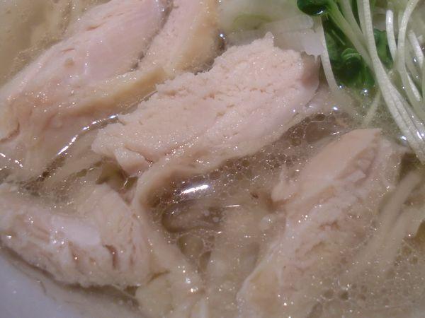 MANNISH@神田・20160313・鶏肉