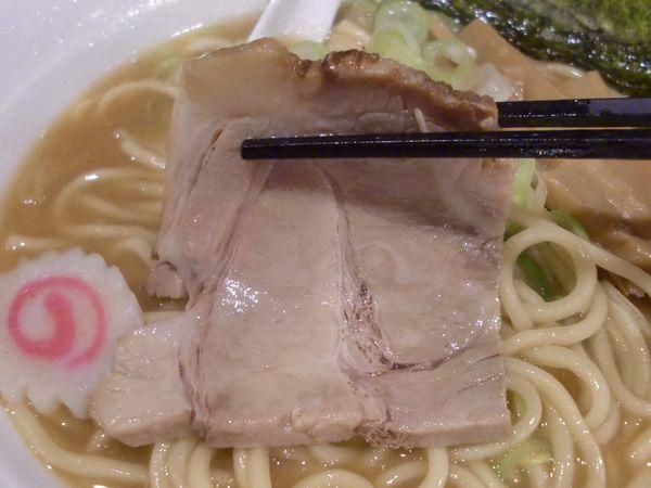 まるいち@渋谷・20160329・チャーシュー