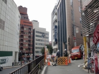 ちっちょ@渋谷・20160331・交差点