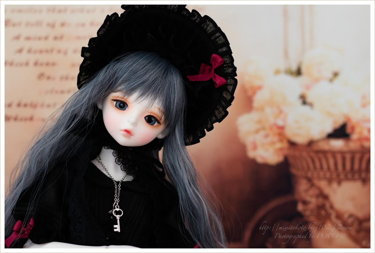 Gloomy Lavinia
