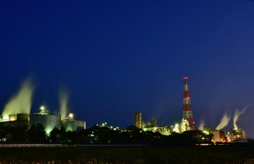 s延岡工場夜景 (2)