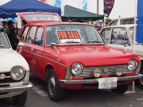 スバル1000バン