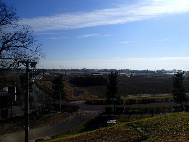 関宿城から見える光景