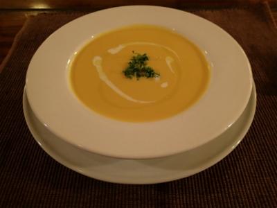 ディナー:スープ
