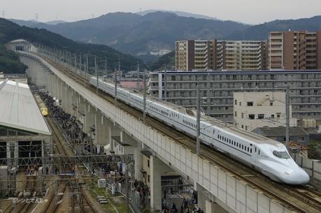 新幹線祭り_160313_1