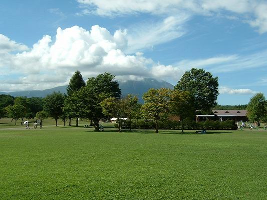 0707小岩井農場岩手山