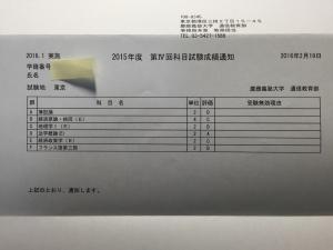 201601科目試験結果